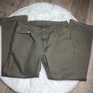 Levi's 559 Jeans size 34x30